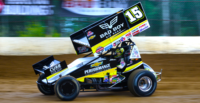 Donny Schatz - 2016 World of Outlaws Champion