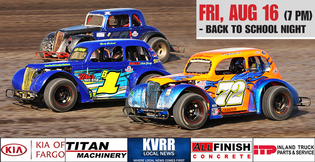 Red River Valley Speedway The Fastest Track Is Back